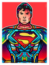 """Superhero: Superman"" by Van Orton Design - FF - Hero Complex Gallery"