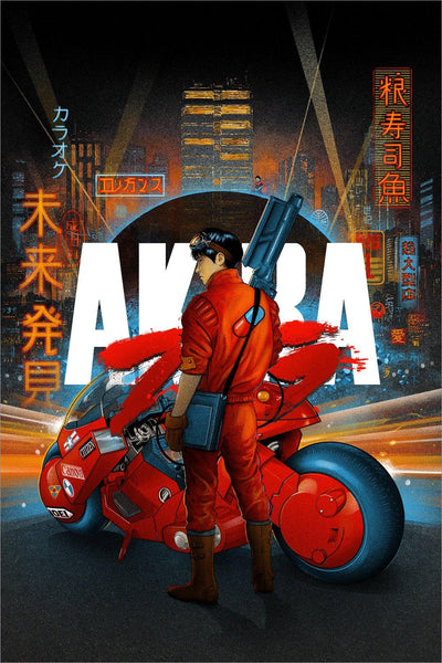 """Kaneda"" by Vance Kelly"
