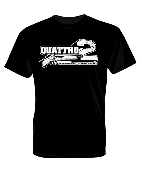 Quattro 2 T-Shirt by Vance Kelly - Hero Complex Gallery