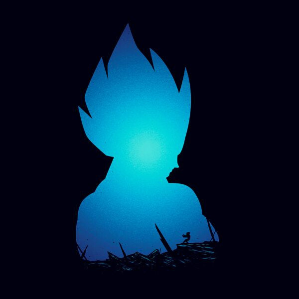 """Vegeta"" AP by SPACEMAN / Khoa Ho - Hero Complex Gallery"