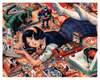 """Showa 40 (1965)"" by Veronica Fish - Hero Complex Gallery"