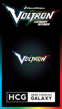 Voltron Pin #1 by MUNCH - Hero Complex Gallery  - 2