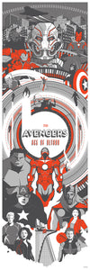 """The Avengers: Age of Ultron"" Variant by Marinko Milosevski - Hero Complex Gallery"