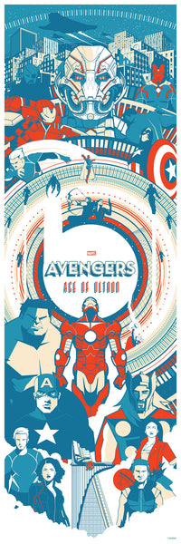 """The Avengers: Age of Ultron"" by Marinko Milosevski - Hero Complex Gallery"