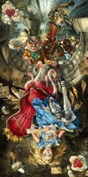 """We're All Mad Here"" Treasure by Heather Theurer - Hero Complex Gallery  - 2"