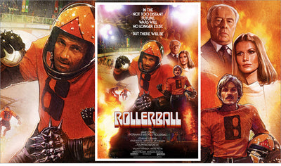 """Rollerball"" Large by Paul Shipper - Hero Complex Gallery  - 2"