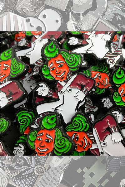 "021. ""Oompa"" Pin by Blank / Slate"