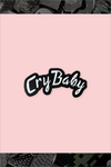 "029. ""Cry Baby"" Pin by Blue Ruin - Hero Complex Gallery"