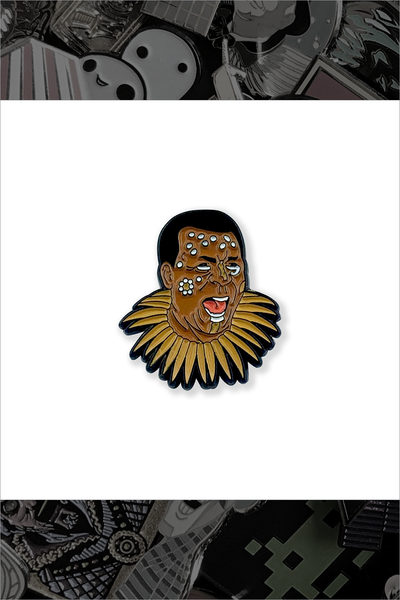 "025. ""Dr. Shakalu"" Pin by Blue Ruin - Hero Complex Gallery"