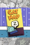 "031. ""Cat Nap"" Pin by ClayGrahamArt"