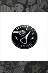 "041. ""Droppin' Science"" Pin by Coolectric Creations"