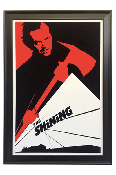 """The Shining"" Original by Craig Drake"