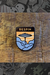 "048. ""Bespin"" Pin by Cryssy"