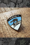 "047. ""Hoth"" Pin by Cryssy"