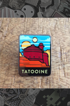 "049. ""Tatooine"" Pin by Cryssy"