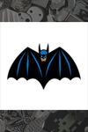 "076. ""Classic Batman"" Pin by Hellraiser Designs"