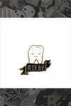 "093. ""Bite Me Tooth"" Pin by ilootpaperie"