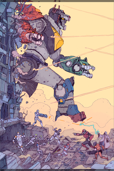 """Big V"" by Josan Gonzalez"