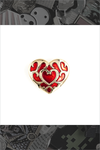 "114. ""LoZ: Heart Container"" Pin by Little Shop of Pins"