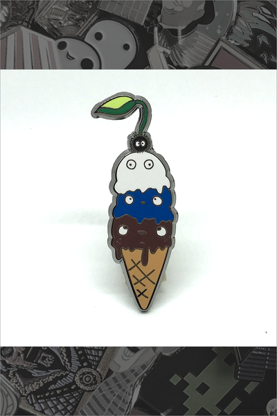 "147. ""Totoriple Scoop"" Pin by Mame Pins - Hero Complex Gallery"