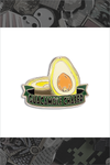 "178. ""Guacamole Chaser"" Pin by Nerdpins"