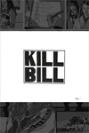 "8x10-C ""Kill Bill Title"" Original by New Flesh"