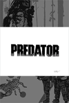 "5x7-B ""Predator Title"" Original by New Flesh"
