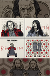 """The Shining"" by New Flesh - Hero Complex Gallery"