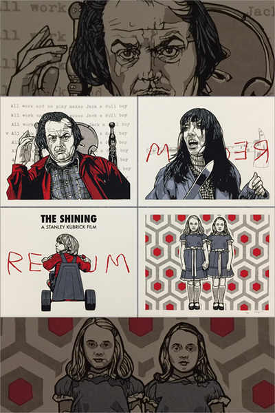 """The Shining"" by New Flesh"