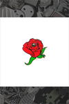 "196. ""Rose Biollante"" Pin by (otherworld)"