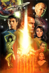 """Star Trek Inception: The Cage"" by Paul Shipper"