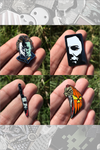 """HALLOWEEN 4 PIN SET"" by Rhys Cooper"