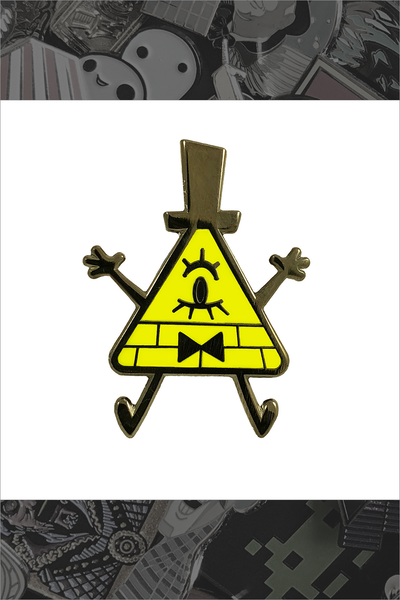 "239. ""Bill"" Pin by PinYatta!"