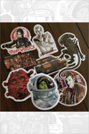 Quattro Sticker Pack