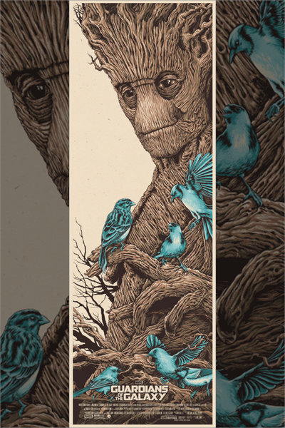 """We are Groot"" by Steven Holliday"