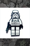 "616. ""Stormtrooper"" Pin by Hellraiser Designs"