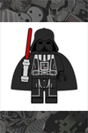 """Darth Vader"" Pin by Hellraiser Designs"