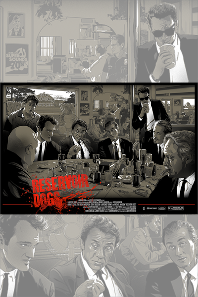 """Reservoir Dogs"" AP by Vance Kelly"