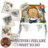 """Whatever I Feel Like I Want To Do"" by Mr. The Sanders - Hero Complex Gallery  - 2"
