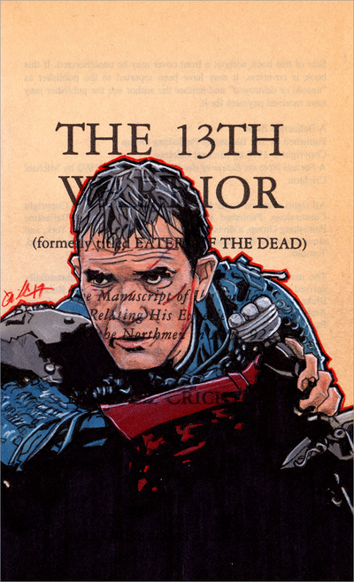 """Novel Art: The 13th Warrior"" by William O'Neill"