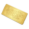 """Wonka Bar"" Golden Ticket Variant Pin by Joshua Budich"