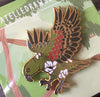 "168. ""Kea Parrot"" Pin by Natelle"