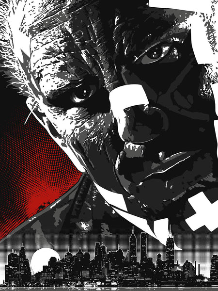 """Sin City - Marv"" by The Dark Inker - Hero Complex Gallery"