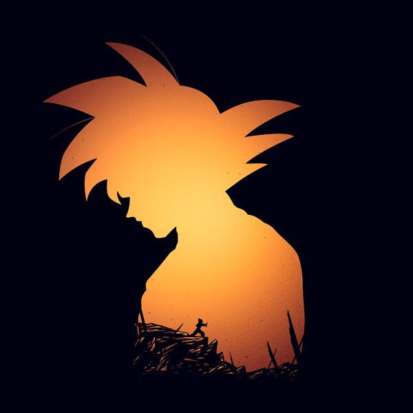 """Goku"" AP by SPACEMAN / Khoa Ho - Hero Complex Gallery"