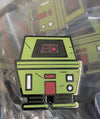 "064. ""My Favorite Droid"" Pin by EverGoodMerch"