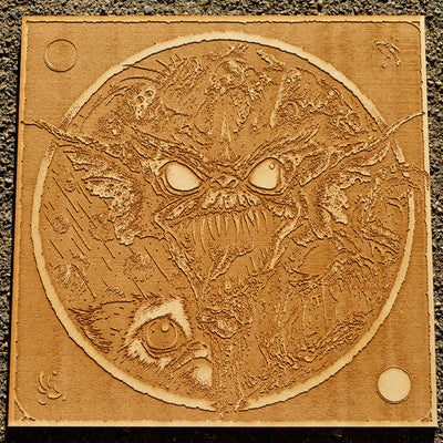 """Gremlins Warning Manual"" by Alexandros Pyromallis - Hero Complex Gallery  - 1"
