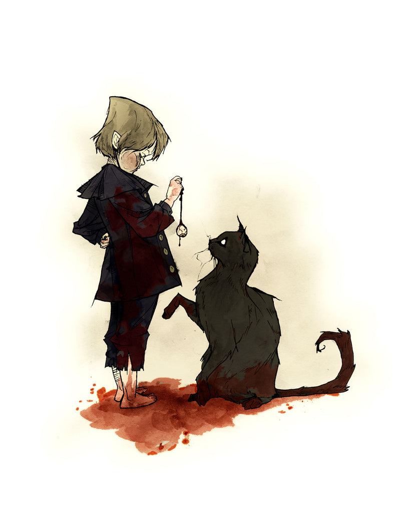 """Sometimes Dead is Better"" by Abigail Larson - Hero Complex Gallery"