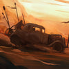 """Where must we go, we who wander this wasteland."" by Jordan Buckner - Hero Complex Gallery  - 2"