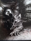 "The Creeping Terror: ""Suicide Run"" Original by Nathan Chesshir - Hero Complex Gallery  - 3"