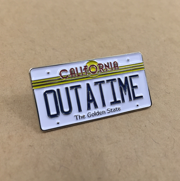 BTTF OUTATIME Pin by Kevin M Wilson - Hero Complex Gallery